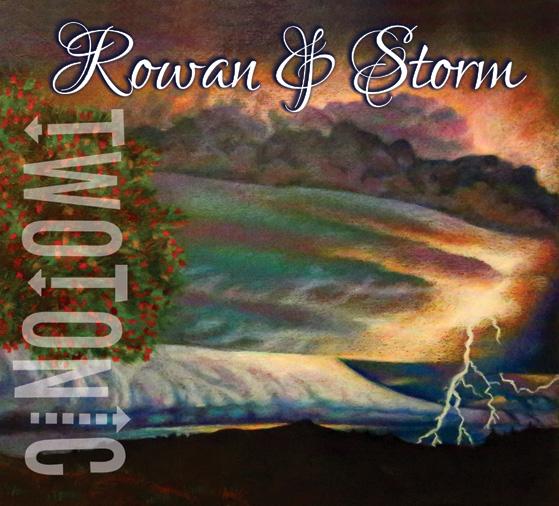 Rowan & Storm CD Cover Art